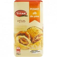 Pesmet alb din paine Titan, 500g