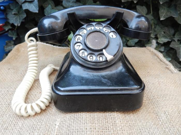 Telefon  vechi foto mare
