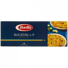 Paste fainoase Bucatini nr 9 Barilla, 500g