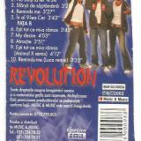A(01) Caseta audio- Animal X-Revolution, Casete audio