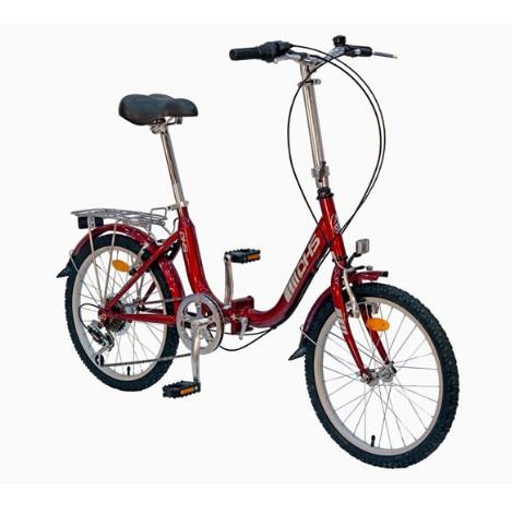 Bicicleta DHS pliabila foto mare