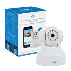 Resigilat : Camera supraveghere PNI SmartHome SM460 pan & tilt 720p controlabila p - Sisteme de alarma