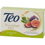 Sapun Teo Irresistible Fig, 4 buc x 100 gr