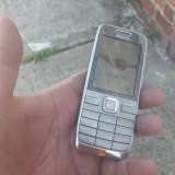 Nokia E52 - Telefon Nokia, Argintiu, Nu se aplica, Neblocat, Fara procesor