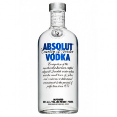 ABSOLUT VODKA BLUE 0, 7L 40%