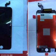 Display iPhone 6s plus negru / produs nou / ecran complet + folie sticla fata