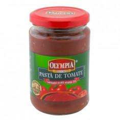 Pasta de tomate 28% Olympia, 314g - Sos