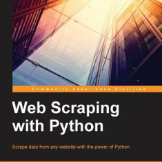 Web Scraping with Python - Carte in engleza