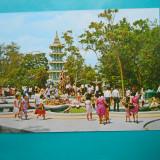 HOPCT 32681 CELEBRARE ANUL NOU CHINEZESC- HAW PAR VILLA -SINGAPORE-NECIRCULATA, Printata