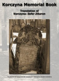 Korczyna Memorial Book - Translation of Korczyna: Sefer Zikaron