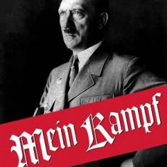 Adolf Hitler: Mein Kampf - Carte in engleza
