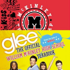 Glee: The Official William McKinley High School Yearbook - Carte in engleza