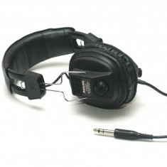 Casti Philips SBC-487, Casti On Ear, Cu fir, Mufa 3, 5mm