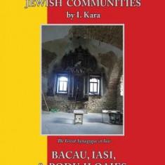Trilogy of Three Romanian Jewish Communities: Bacau, Iasi and Podu Iloaiei - Carte in engleza