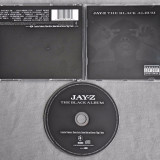 Jay-Z - The Black Album CD - Muzica Hip Hop universal records