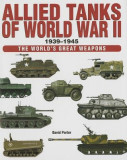Allied Tanks of Word War II 1939-1945