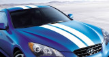 "Dungi auto Carbon 3D ""Racing Style"" lungime 3m, culori multiple (set 2 buc)"