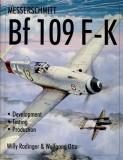 Messerschmitt Bf109 F-K Development/Testing/Production