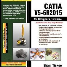 Catia V5-6r2015 for Designers