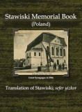 Stawiski Memorial Book (Poland) - Translation of Stawiski; Sefer Yizkor