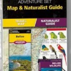 Belize Adventure Set - Carte in engleza