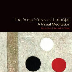 The Yoga Sutras of Patanjali: A Visual Meditation. Book One Samadhi Padah. Paintings, Translation, and Commentary - Carte in engleza