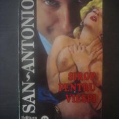 SAN ANTONIO - SIROP PENTRU VIESPI