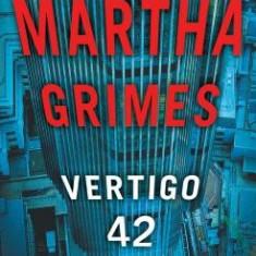 Vertigo 42: A Richard Jury Mystery - Carte in engleza
