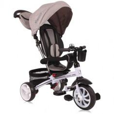 Tricicleta Rocket 2017 Beige - Tricicleta copii