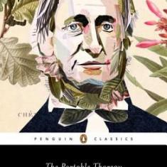 The Portable Thoreau - Carte in engleza