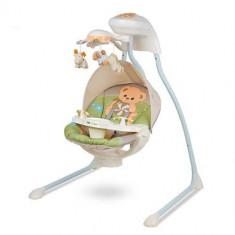 Balansoar electric bebe kinderkraft teddy bear - Balansoar interior Kidkraft, Multicolor