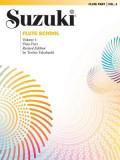 Suzuki Flute School, Vol 1: Flute Part, F. Schubert