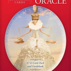 Wisdom of the Oracle Divination Cards: Ask and Know - Carte in engleza