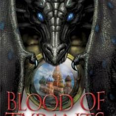 Blood of Tyrants - Carte in engleza