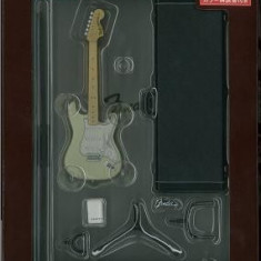 Fender the Best Collection 1968 Stratocaster - Carte in engleza
