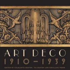 Art Deco 1910-1939 - Carte in engleza