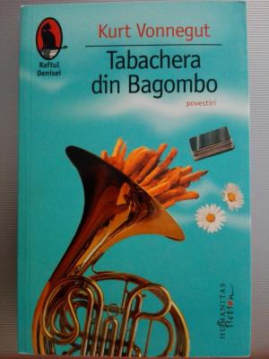 Kurt Vonnegut Tabachera din Bagombo foto