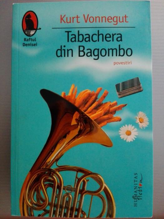 Kurt Vonnegut Tabachera din Bagombo foto mare