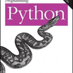 Programming Python - Carte in engleza