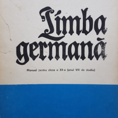 LIMBA GERMANA MANUAL PENTRU CLASA A XII-A - Ilse Muller, Hans Muller