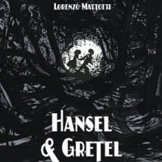 Hansel & Gretel - Carte in engleza