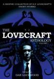 The Lovecraft Anthology, Volume I: A Graphic Collection of H. P. Lovecraft's Short Stories