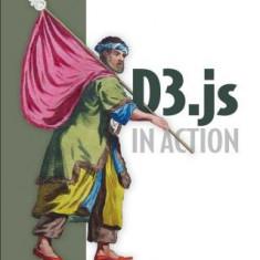 D3.Js in Action - Carte in engleza