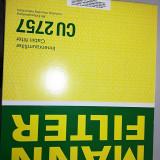 Filtru aer habitaclu - Filtru polen Mann, Opel