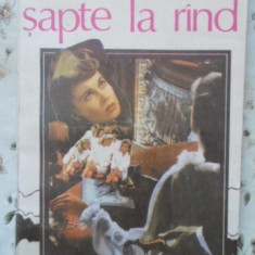 Sapte La Rand - Garry Luck, 400772 - Carte politiste