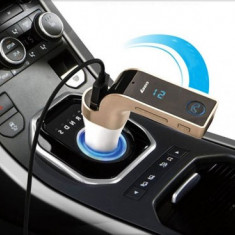 Modulator FM Hands Free Bluetooth 3 in 1