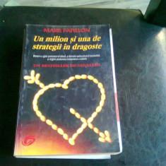 UN MILION SI UNA DE STRATEGII IN DRAGOSTE - MARIE PAPILLON