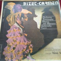 DISC VINIL BIZET - CARMEN 3 VINIL - Muzica Opera