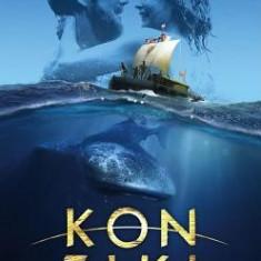 Kon-Tiki: Across the Pacific by Raft - Carte in engleza