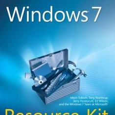 Windows 7 Resource Kit - Carte in engleza